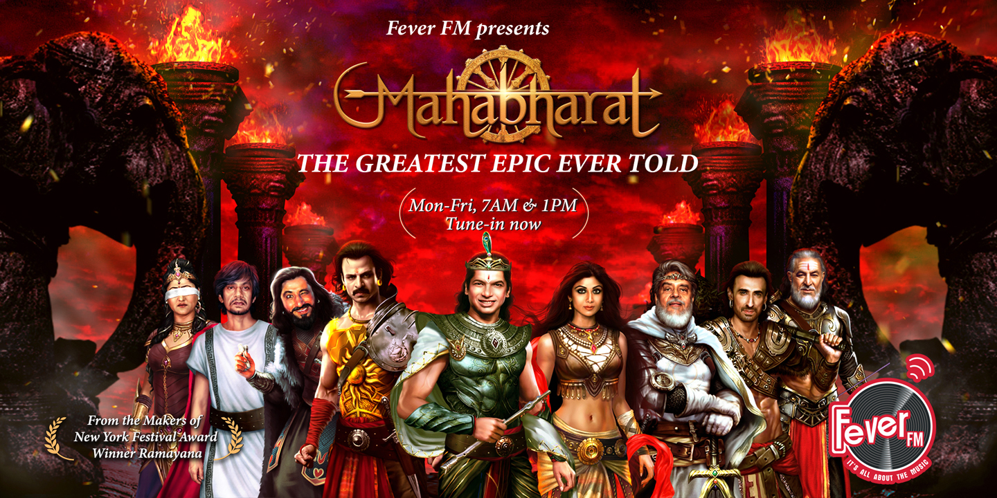 Fever presents Mahabharat